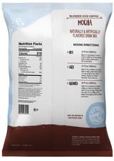 Big Train Mocha Blended Ice Coffee Beverage Mix 3.5lb Bag