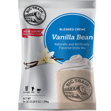 Big Train Vanilla Bean Blended Creme Beverage Mix 3.5lb Bag