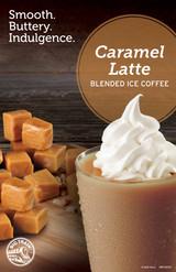 Big Train Caramel Latte Blended Ice Coffee, 3.5 lb. Bag