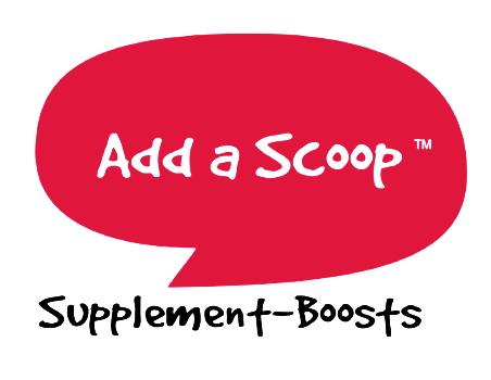 Add-A-Scoop supplement powders