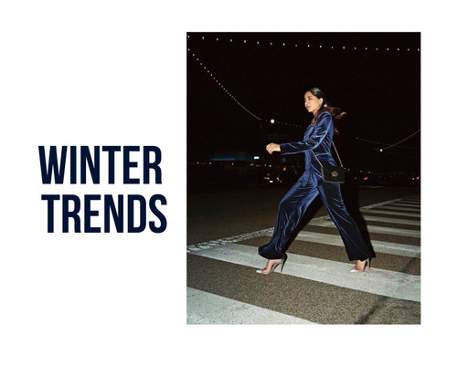 THE WINTER TRENDS TAKEOVER