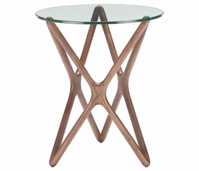 "Wegner 22"" High End Table"
