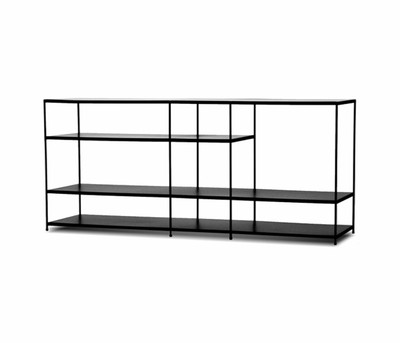 Mirage Low Bookshelf