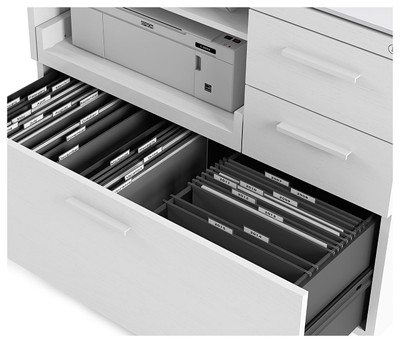 BDI Centro 6417 Multi Function Cabinet