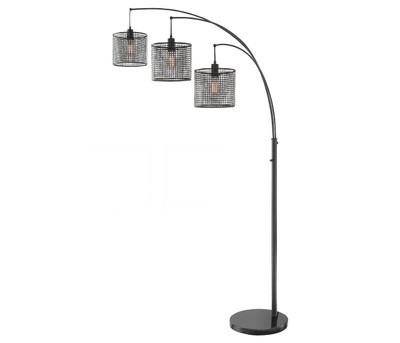 Chelsea Triple Arc Floor Lamp Kasala