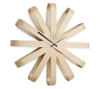 Ribbon Clocks