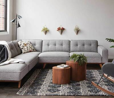 Carlyle Sectional
