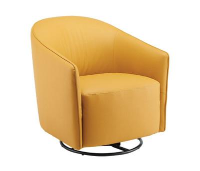 Kirby Swivel Rocker Chair