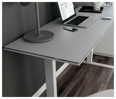 BDI Centro 6451-2 Lift Desk