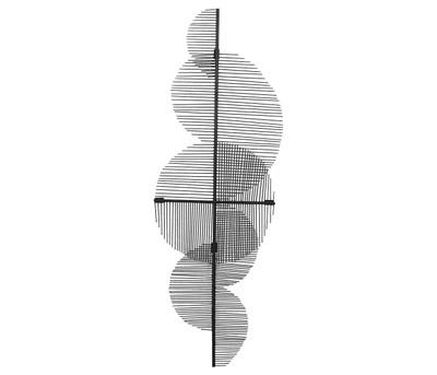 Wavelength Wall Sculpture