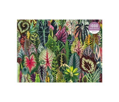Houseplant Jungle Puzzle