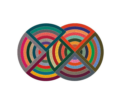 MoMA Frank Stella Puzzle