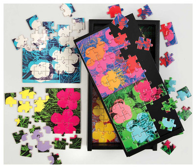 Andy Warhol 6 Puzzle