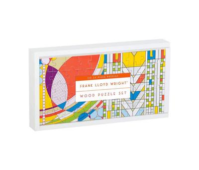 Frank Lloyd Wright 6 Puzzle