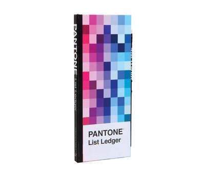Pantone List Ledger