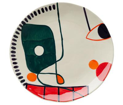 Artist Dinnerware