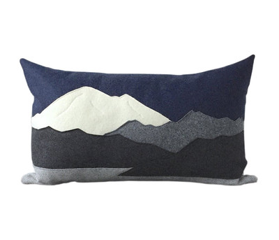 Mt Baker Lumbar Pillow