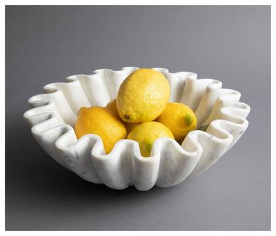 Liza Marble Bowl