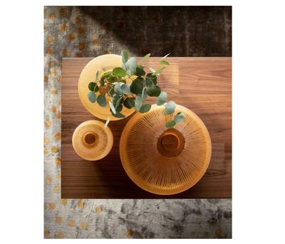 Sunburst Vases