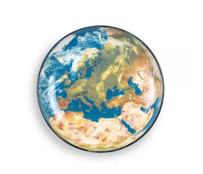 Seletti Cosmic Diner Earth Plate