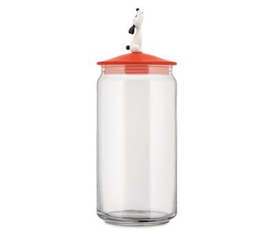 Alessi Lula Dogfood Jar
