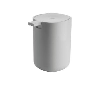 Alessi Birillo Liquid Soap Dispenser-White