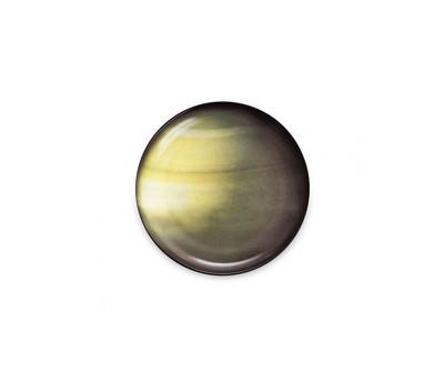 "Seletti Cosmic Diner Saturn 6.5"" Plate"