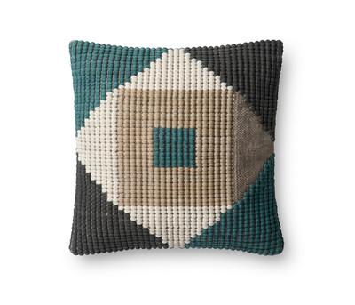 "Geometry 18"" Pillow"