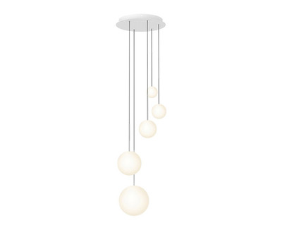 Pablo Designs Bola Sphere Chandelier