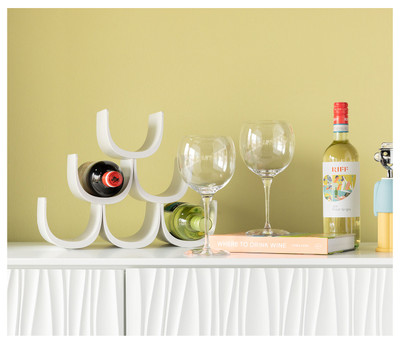 Alessi Noe Wine Rack