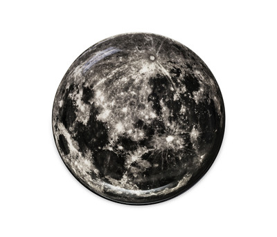 Seletti Cosmic Diner Moon Plate
