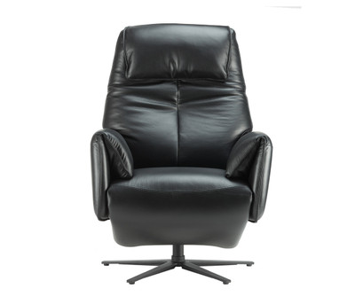 Zona Power Motion Leather Recliner