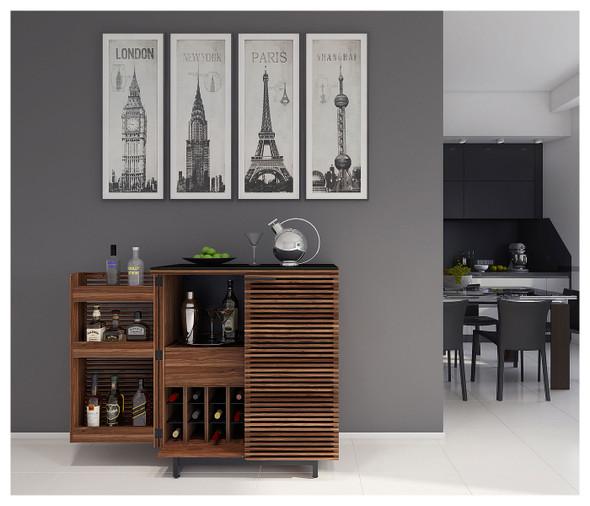 BDI Corridor Bar Cabinet 5620