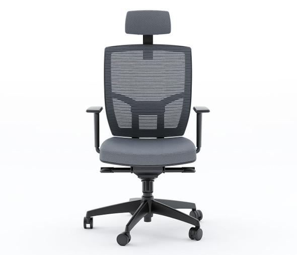 BDI Powell Office Chair-Fabric