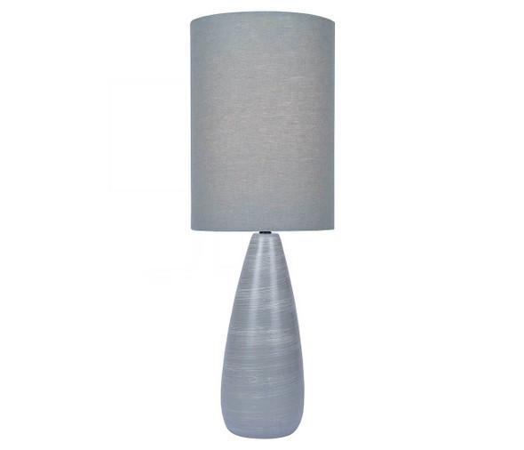 Quattro Table Lamp Grey