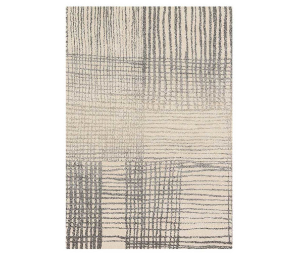 Abstract Lines Rug 5 x 8