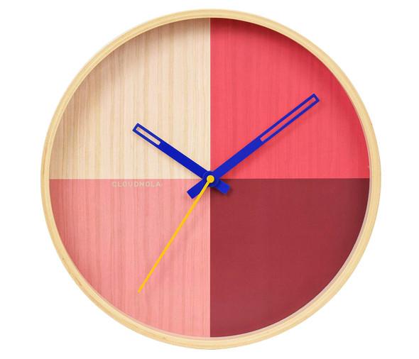 Quad Wall Clocks