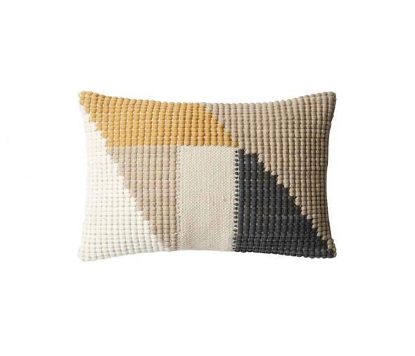 Geometry Lumbar Pillow