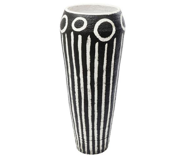 """Vulcano 40"""" Floor Vase"""