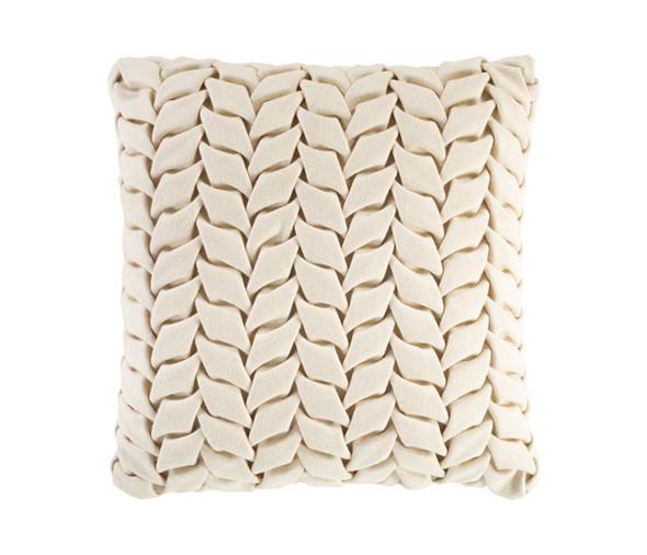 Fold Pillow- Cream