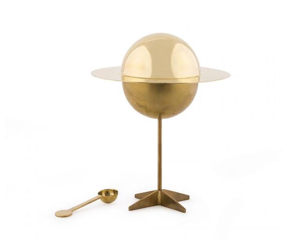 Seletti Cosmic Diner Lunar Sugar bowl