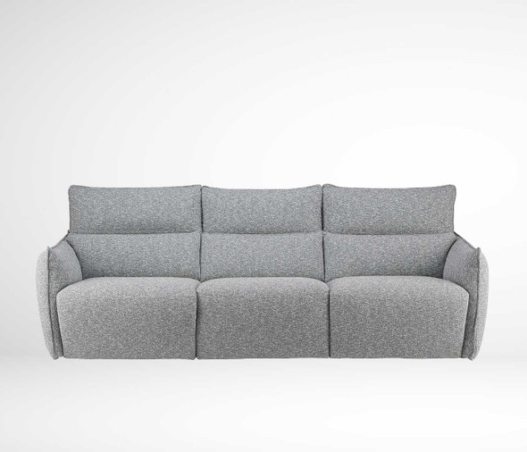 "Barcelona Motion 94"" Fabric Sofa"
