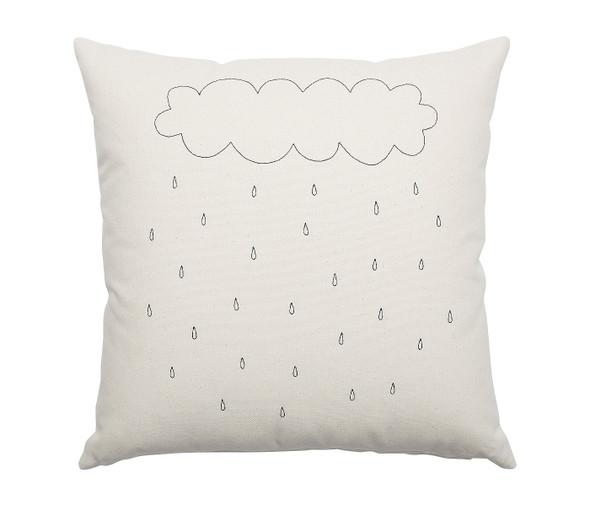 Raincloud Pillow