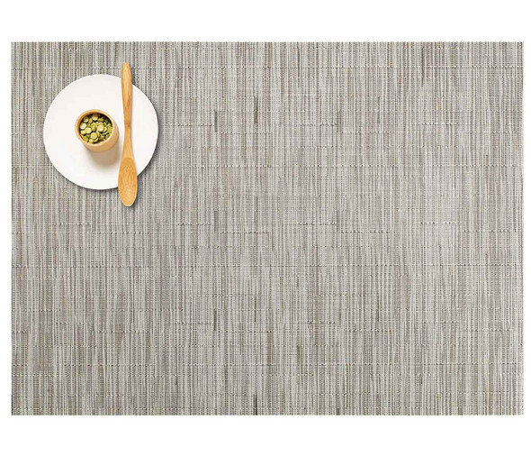 Chilewich Placemat-Bamboo-Chalk