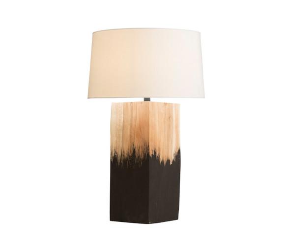Tinta Table Lamp-Licorice