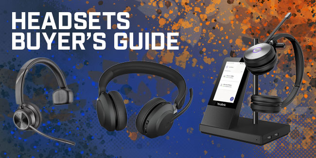 Headsets Buyer's Guide