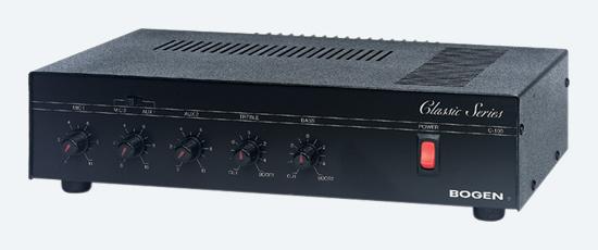 Bogen C100 Paging Amplifier