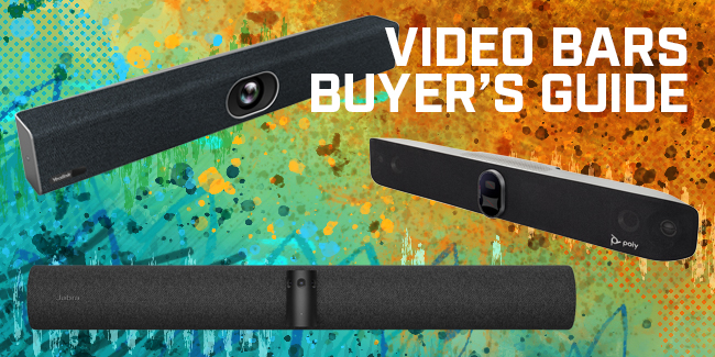 Video Bars Buyer's Guide