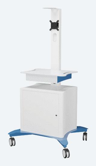 AVTEQ TMP-300 Telemedicine Cart