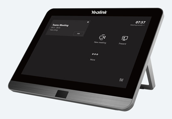 Yealink CTP18-Teams Touch Display